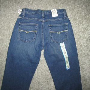Georgia Regular Relaxed Stretch Jeans